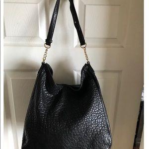 0ef838a19962 Tory Burch Bags - Tory Burch Lambskin Sammy Hobo Handbag Black Purse